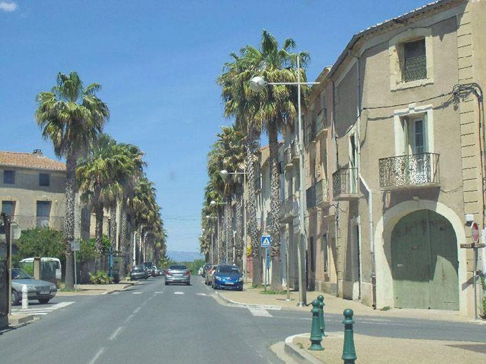 Centre du village – Route des plages